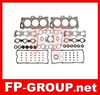 5-87814-323-1 6VE1 6VD1 D-max trade assurance supplier gasket set for Acura V6 3.2 3.5L