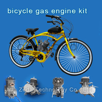 Wholesale !!Bike Petrol Gas Bicycle Engine 80cc 2 Stroke /bicycle engine kit/gasoline engine for the bicycle from supplier