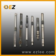 fabrication services metal shafts