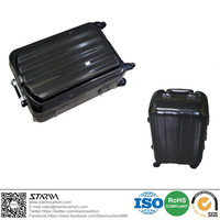 OEM 3K Modern Carbon Fiber Luggage