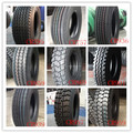 TBR truck tire new product 11.00R20 with thailand rubber