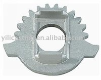 gear machinery fitting stainless steel casting OEM investment casting foundry