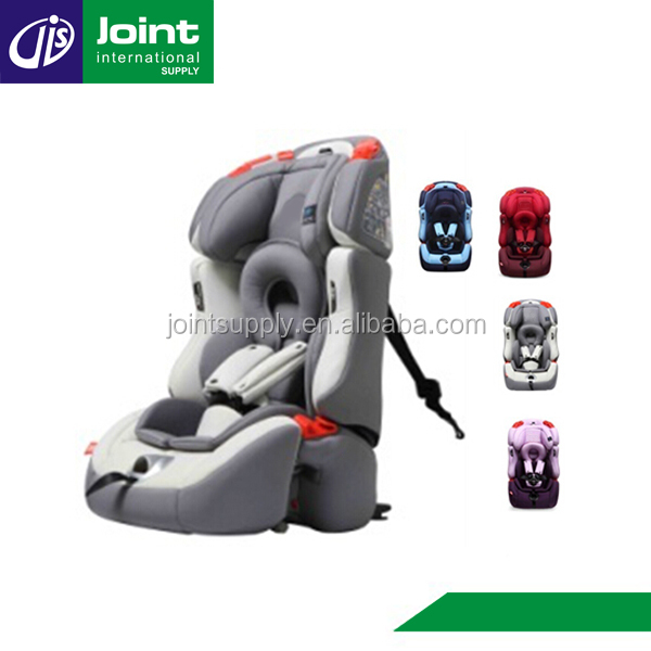 Multifunction Detachable Baby Car Seat Stroller Isofix Car Child Safety Seat Car Cushion With ECE R44/04 For 9-36kg Group 1+2+3