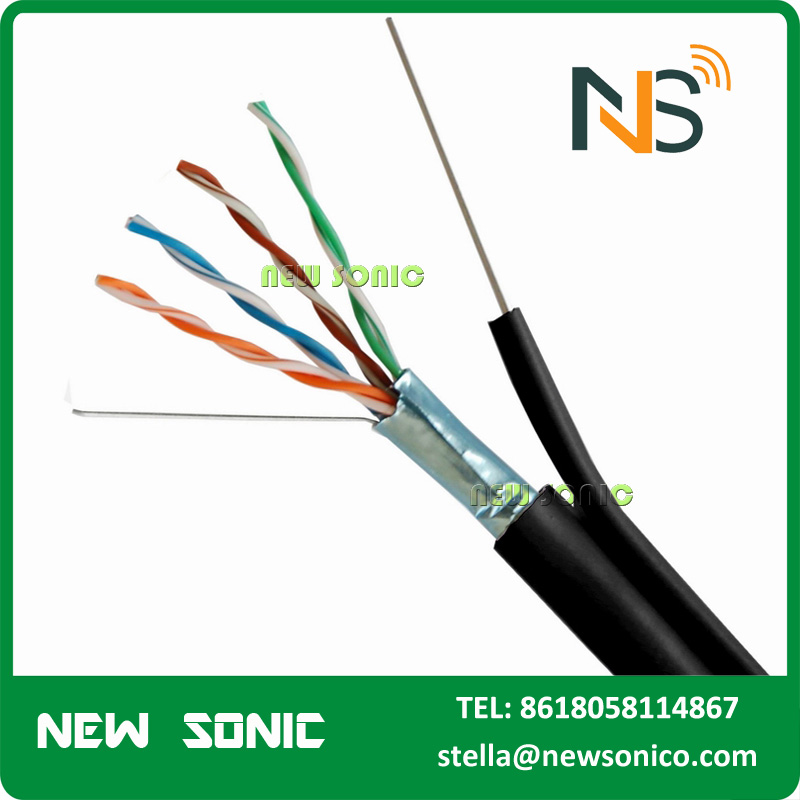 Low Loss Jumper Cat6 Cat7 Cable Customized SFTP FTP UTP Network Cable Cat5 Lan Cable Price Per Meter