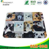 customized foldable earthbound non slip dog beds