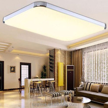 2017 Wholesale Best Price Square Series Ceiling Lamp for Living Room Dining Room Warm White Ceiling Light Led Lights Ceiling