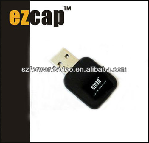 Mini USB DVB-T TV tuner with FM,DAB,DAB+-EzTV680