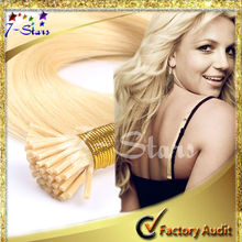 Alibaba china wholesale brazilian golden blonde 613 cheap fusion hair extension