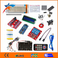 Nano V3.0 Starter Kit 1602 LCD Servo Motor Dot Matrix Breadboard LED