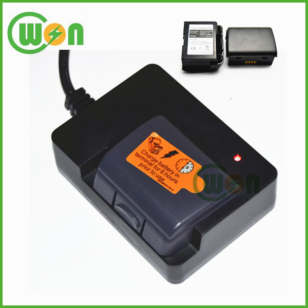 HL01-08400120VDBB charger for Verifone VX670 VX680 high quality replacement VX670 battery charger made in China