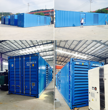 1200KW Diesel Power Plant for Power Station