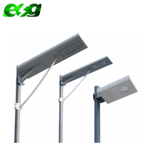All in one 30w LED solar street lighting
