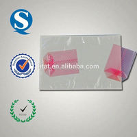 plastic three-layer laminated aluminum foil bag for snack packaging