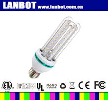 Hot Sale U shape 9w 12w 15w 18w 24w led bulb e27 LED Corn Light U Shaped 12w led corn lamp