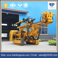 Hot sale european standard Small Rotary Drilling Rig
