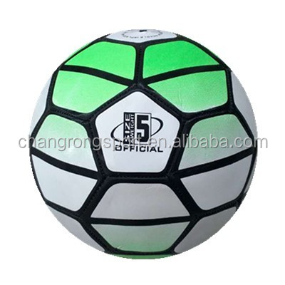 2017 cheap size 5 match/ world cup hot sell /bbc football/fantasy footballine sewing PVC Soccer Ball