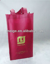 Durable wine bag/tote wine bag /mini wine bottle bags