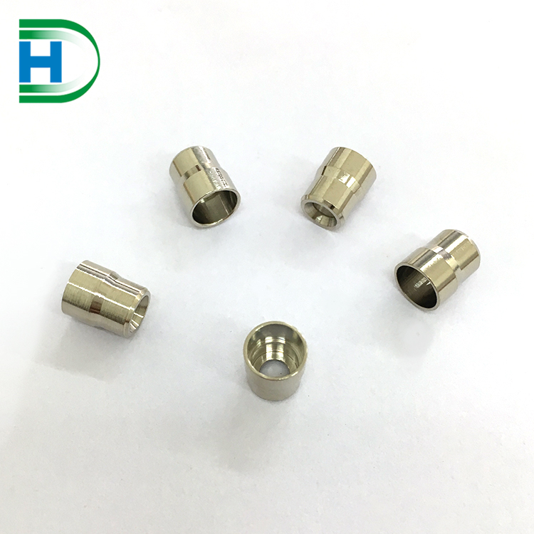 China Factory Direct OEM Stainless Steel Parts CNC Machining