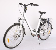 Electric Bike 700Cc Ebike Scooter 500W 48V