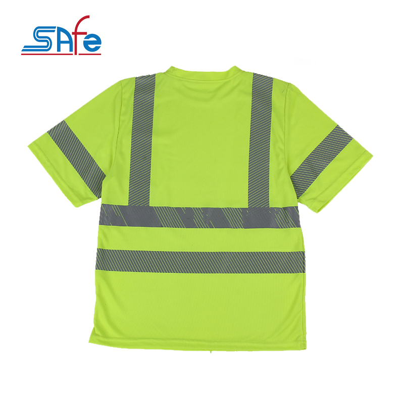 Top products coverall workwear reflective safety vest clothing