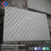 Beautiful dark grey flamed blind tiles