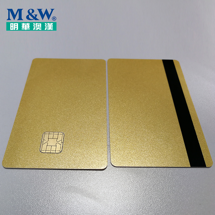 Jcop J2A040 JAVA smart card with Hico Magnetic Stripe can be Programmed