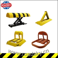 Car Safety Automatic Remote Controlled Parking Barrier
