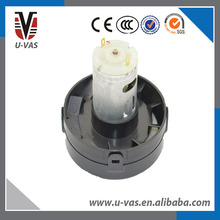 High Efficiency Brushed 12v dc electric fan motors
