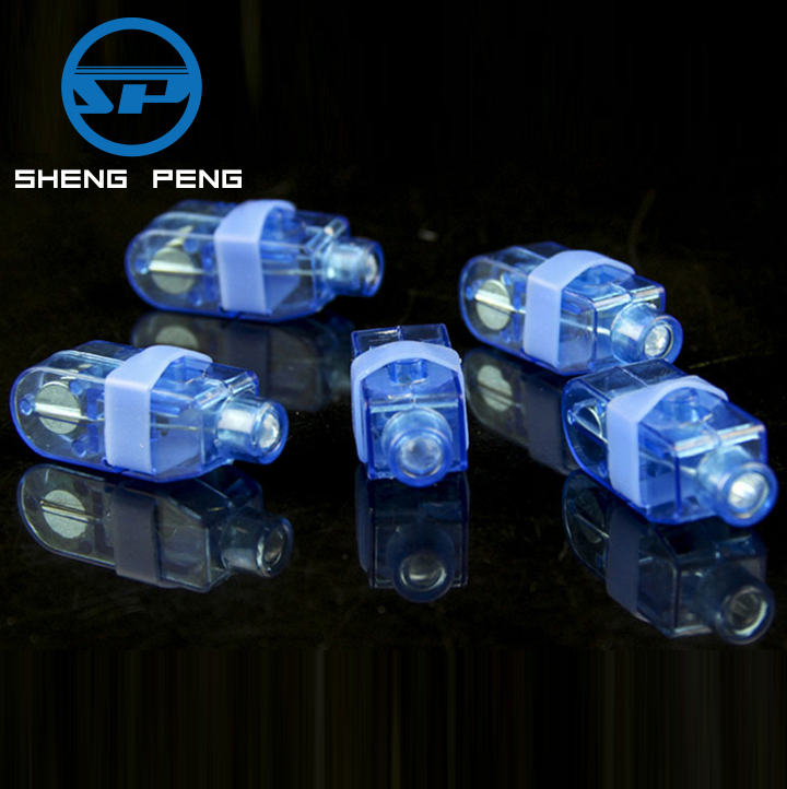 Alibaba wholesale party accessories blue flashing finger led lights