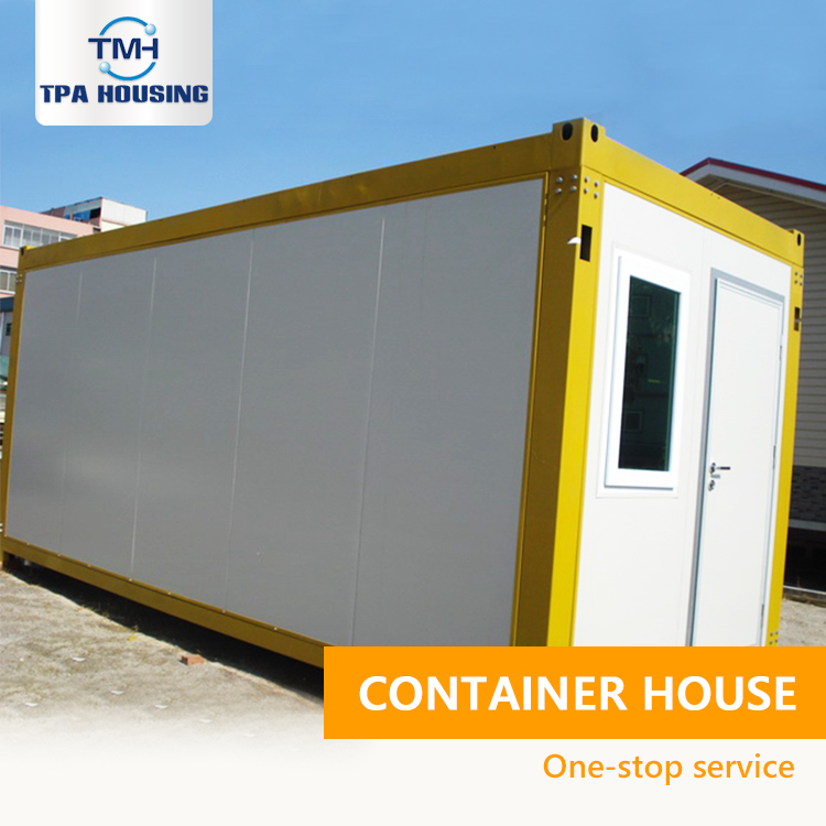 Portable Modular Site Mobile Flatpack Office Containers Prefab Sliding 20Ft Container Office In Pakistan