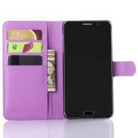 Magnetic Flip Protective Stand PU Leather Case Cover For Samsung Galaxy Note 5