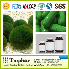 GMP Certified OEM 250mg Sea Algae Supplement Capsules