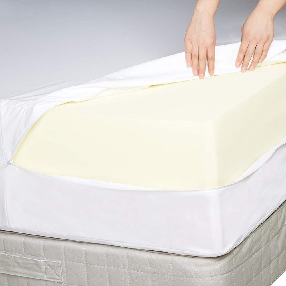 YINTEX Comfortable Knitted Fabric 6-Sided Protection Zippered Waterproof Mattress Encasement - Jozy Mattress | Jozy.net