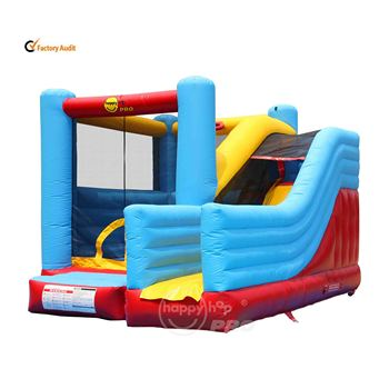 Happy Hop Pro 1021N-- Commercial Inflatable Bouncer with Slide