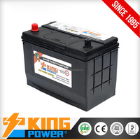 95D31RMF Sealed Rechargeable Car Battery 12V80AH