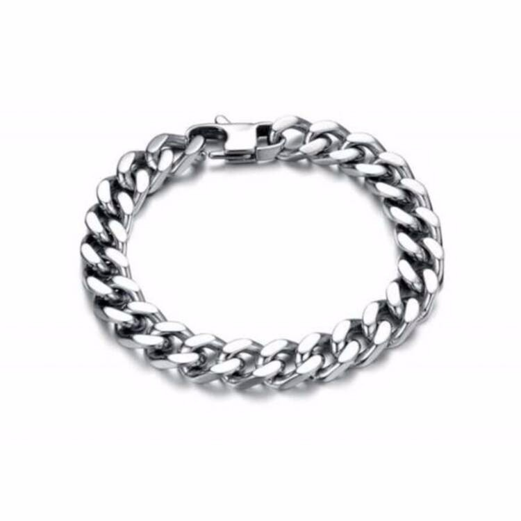Wholesale top brands high quality stainless steel bracelet for men
