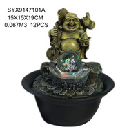 Wholesale fengshui water fountain for home indoor decor.