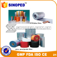 blister lidding foils; phramaceutical aluminum films; PTP film