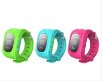 New GPS Tracker Watch For Kids SOS Emergency Anti Lost GSM Smart Mobile Phone App Bracelet Wristband Alarm