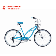 2018 Sell fast nobility lady's 26' cruiser bike wholesale manufacturer in China