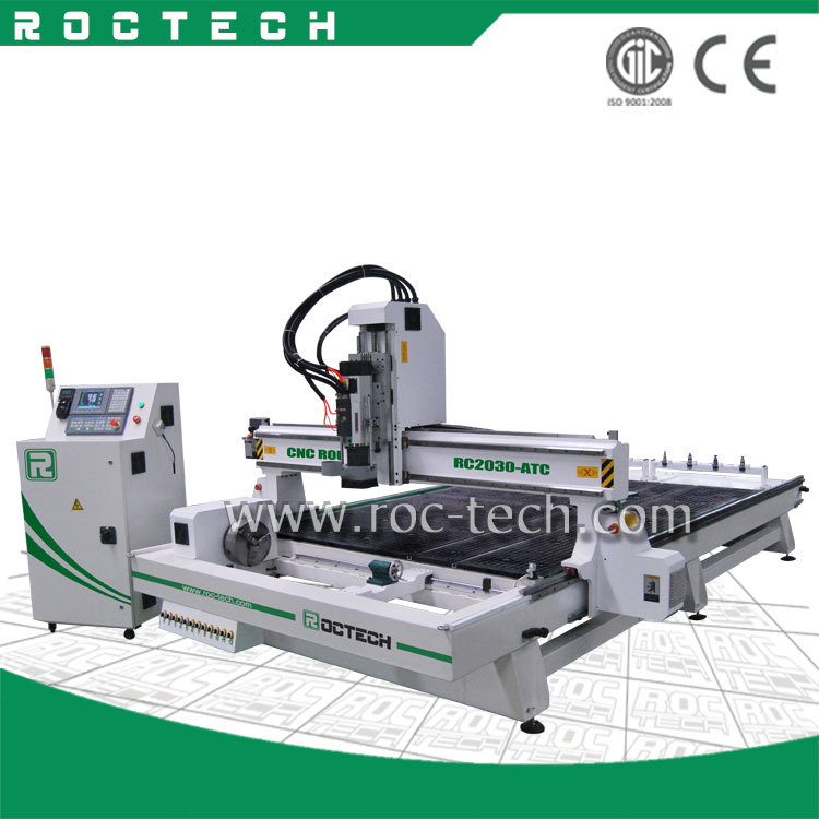 2030 CNC Router Auto-tool Changer Wood Engraving Machine CNC Router RC2030-ATC