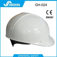 White special style Head Protection CE EN397 light weight mining protect helmet