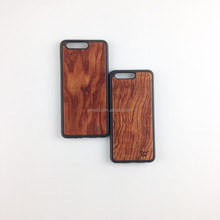 New real wood phone case for Huawei P9, phone accessory wooden case for Huawei P10