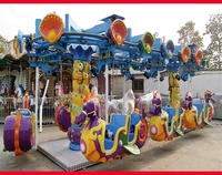 Amusement Rides Rotation Flying Tiger Made in China