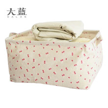 High quanlity foldable laundry basket with handles