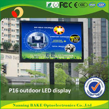 Alibaba Express Advertising Outdoor led Screen / LED Sign round led display Manufacturers