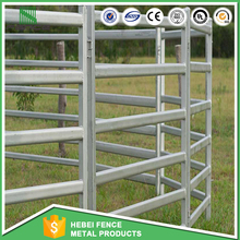 welded pipe galvanized sheep corral panels