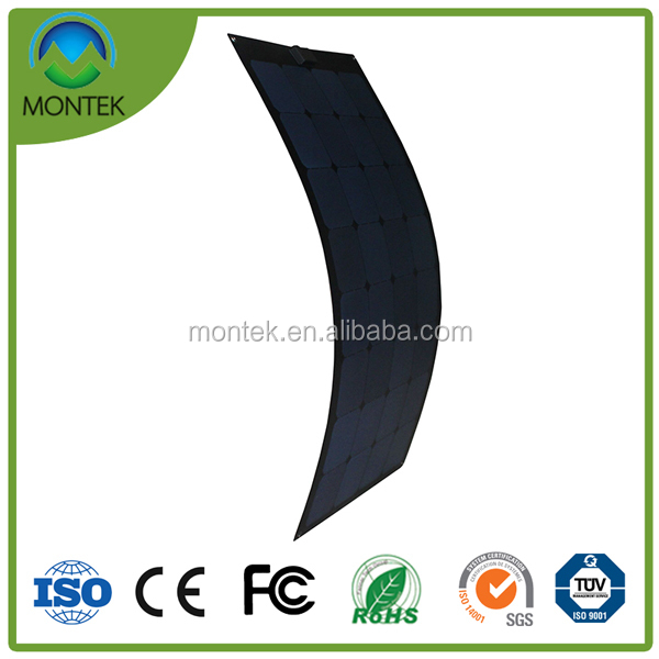 Super quality newest guangzhou flexible solar panel 18w