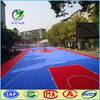 pvc basketball interlocking floor tiles factory
