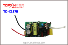 9w led lamp driver constant current non-isolated led driver